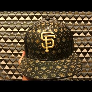 Collectors item-San Francisco Giants hat-55.8cm